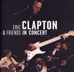 bootleg eric clapton friends in concert 2 cd 30th june 1999. Black Bedroom Furniture Sets. Home Design Ideas